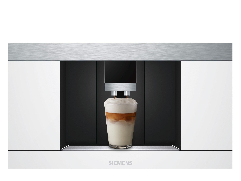 siemens ct636lew1 ekspres do kawy z linii studioline stelar. Black Bedroom Furniture Sets. Home Design Ideas