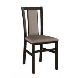 PROMOCJA Krzesło drewniane tapicerowane HUBERT 1