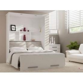 [szablon] Pionowe łóżko w szafie model Vertical