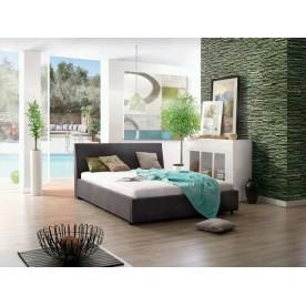 Łóżko tapicerowane BOLZANO