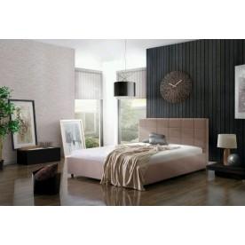 Łóżko tapicerowane ROMA