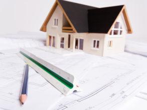 Architecte et plan de maison