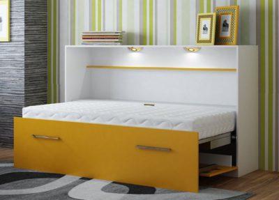 łóżka Na Wymiar W Szafie Kontynentalne Drewniane