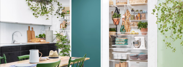 Systemy drzwi przesuwnych w kuchni – komfort i porządek