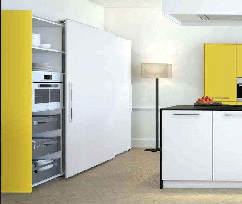 Systemy Drzwi Przesuwnych W Kuchni Komfort I Porzadek Studio Stelar