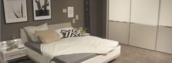 Szafy i zabudowy meblowe stosowane w sypialni, przedpokoju, pralni, łazience, salonie i pomieszczeniach ze skosem